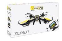 Mondo drone Titan Black Series-Vooraanzicht