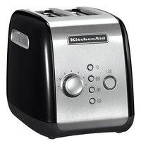 KitchenAid Broodrooster 5KMT221EOB zwart/zilver-commercieel beeld