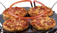Trebs Pizza Maker pour 8 personnes-Détail de l'article