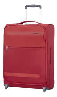 American Tourister Zachte reistrolley Herolite Super Light Upright formula red 55 cm