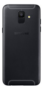 Samsung smartphone Galaxy A6+ 2018 Dual SIM zwart-Achteraanzicht