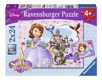 Ravensburger puzzle 2 en 1 Disney Princesse Sofia L'aventure de Sofia