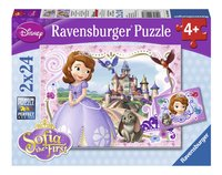 Ravensburger puzzel 2-in-1 Disney Sofia the First Sofia's koninklijke avontuur