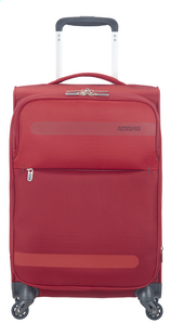 American Tourister Valise souple Herolite Super Light Spinner EXP formula red 55 cm