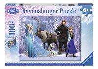 Ravensburger XXL puzzel Disney Frozen In het rijk van de sneeuwkoningin
