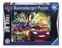 Ravensburger XXL puzzel Disney Cars Neon-Vooraanzicht