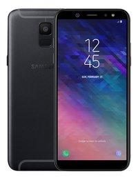 Samsung smartphone Galaxy A6+ 2018 Dual SIM zwart-Artikeldetail