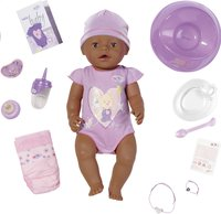 BABY born poupée interactive Ethnic