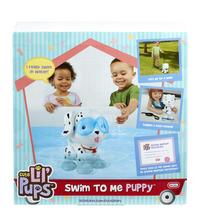 Little Tikes Swim To me Puppy -Achteraanzicht