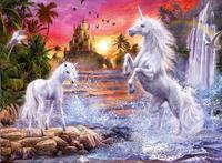 Ravensburger puzzle Belles licornes-Avant