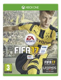 XBOX One Fifa 17 NL/FR