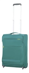 American Tourister Valise souple Herolite Super Light Upright cactus green 55 cm-Image 1