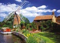 Ravensburger puzzle Moulin à vent pittoresque-Avant