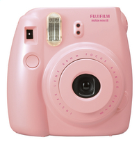 Fujifilm appareil photo instax mini 8 rose