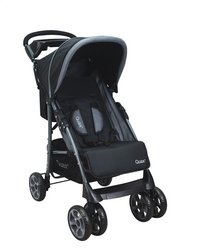 Quax Buggy Shopper Travelsystem zwart-Linkerzijde