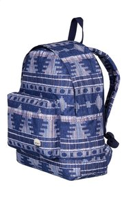 Roxy sac à dos Be Young Basic Akiya Combo Blue Print-Côté droit