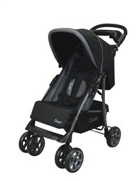 Quax Buggy Shopper Travelsystem noir