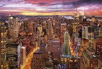 Educa Borras Puzzle Manhattan Skyline-Avant