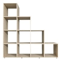Boekenkast Cube Shelf sonoma eikdecor
