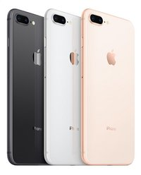 Apple iPhone 8 Plus 64GB goud-Achteraanzicht