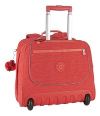 Kipling cartable à roulettes Clas Dallin Happy Red C 42,5 cm