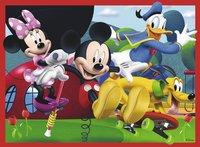 Ravensburger puzzle évolutif 4 en 1 Mickey Mouse-Avant