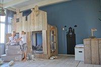 Dutchwood stapelbed Pakhuis met ster-Afbeelding 1