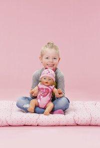 BABY born poupée interactive Soft touch Fille rose 43 cm-Image 4