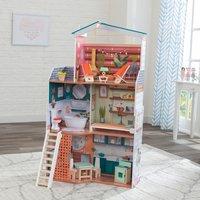 KidKraft maison de poupées en bois Marlow - H 112 cm-Image 4