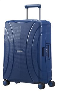American Tourister Harde reistrolley Lock'N'Roll Spinner nocturne blue 55 cm
