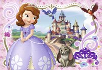 Ravensburger puzzle 2 en 1 Disney Princesse Sofia L'aventure de Sofia-Avant