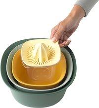 Brabantia Set de 2 bols mélangeurs Tasty+ avec passoire et presse-agrumes-Image 1