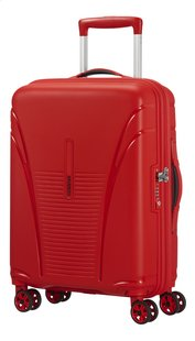 American Tourister Harde reistrolley Skytracer Spinner Formula Red 55 cm-Vooraanzicht