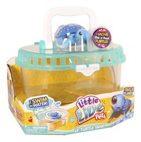 Little Live Pets speelset Lil' Turtle Tank-Linkerzijde