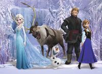 Ravensburger XXL puzzel Disney Frozen In het rijk van de sneeuwkoningin-Vooraanzicht