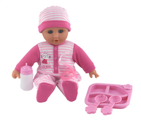 Dolls World zachte pop Phoebe-Artikeldetail