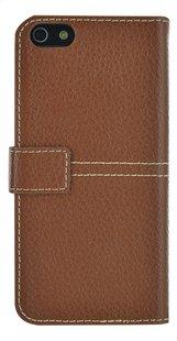 bigben foliocover Façonnable Camel pour iPhone 5/5s/SE-Arrière