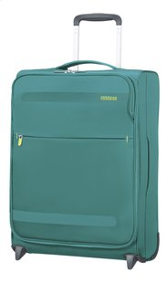 American Tourister Zachte reistrolley Herolite Super Light Upright cactus green 55 cm