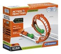 Clementoni Wetenschap & Spel Actie & Reactie Uitibreiding Looping & Starter-Linkerzijde