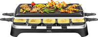Tefal grill-raclette Smart RE4588-Afbeelding 1