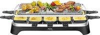 Tefal steengrill-raclette Smart PR4578-commercieel beeld