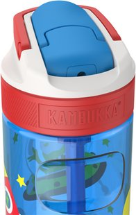 Kambukka Drinkfles Lagoon Happy Alien blauw 40 cl-Artikeldetail