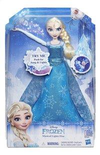 Poupée mannequin Disney La Reine des Neiges Elsa chante FR-Vooraanzicht