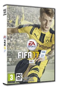 PC Fifa 17 NL/FR-Linkerzijde