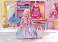 BABY born kledijset Boutique Deluxe Shopping Prinses-Afbeelding 1