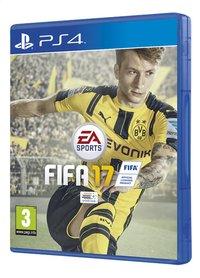 PS4 Fifa 17 FR/NL-Côté droit