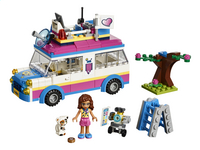 LEGO Friends 41333 Olivia's missievoertuig-Vooraanzicht