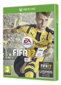 XBOX One Fifa 17 NL/FR-Côté droit