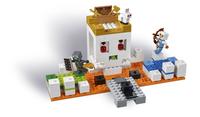 LEGO Minecraft 21145 Le crâne géant-Avant