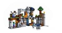 LEGO Minecraft 21147 De Bedrock avonturen-Vooraanzicht